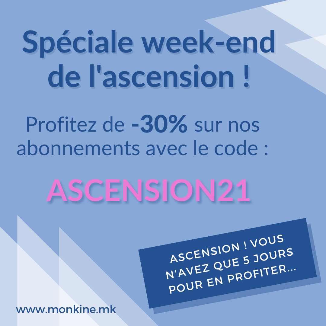 Promotion pour l'ascension
